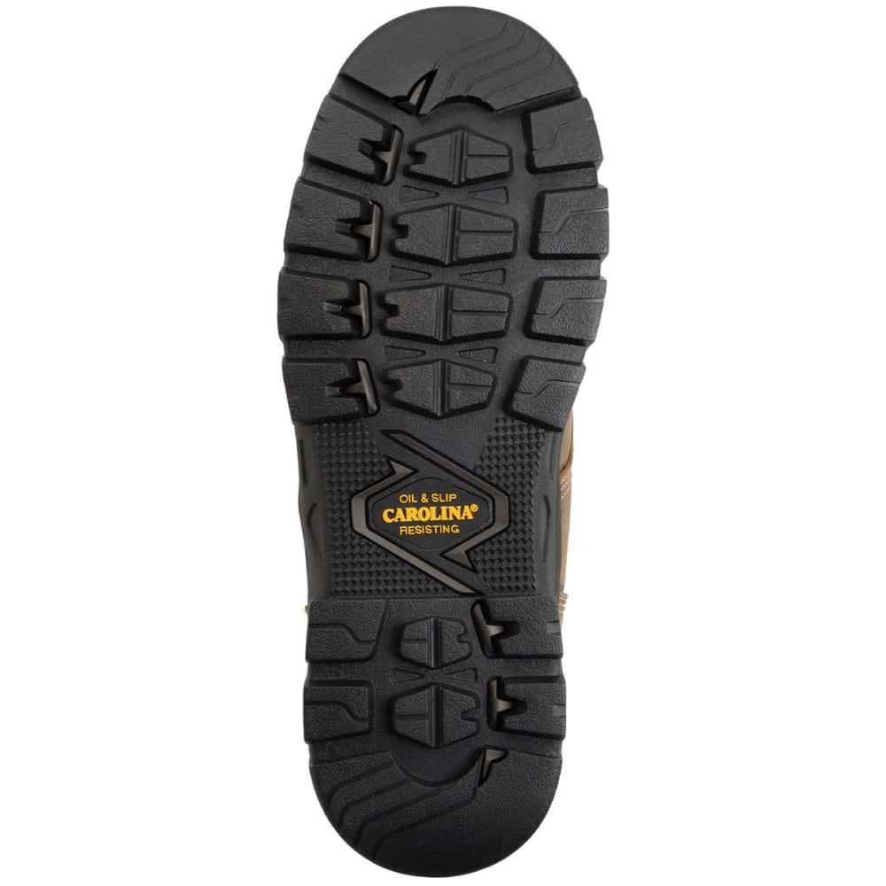 CAROLINA Men's 6 in. Circuit Waterproof Composite Toe Work Boots, Tan Soft Honcho - TAN SOFT HONCHO