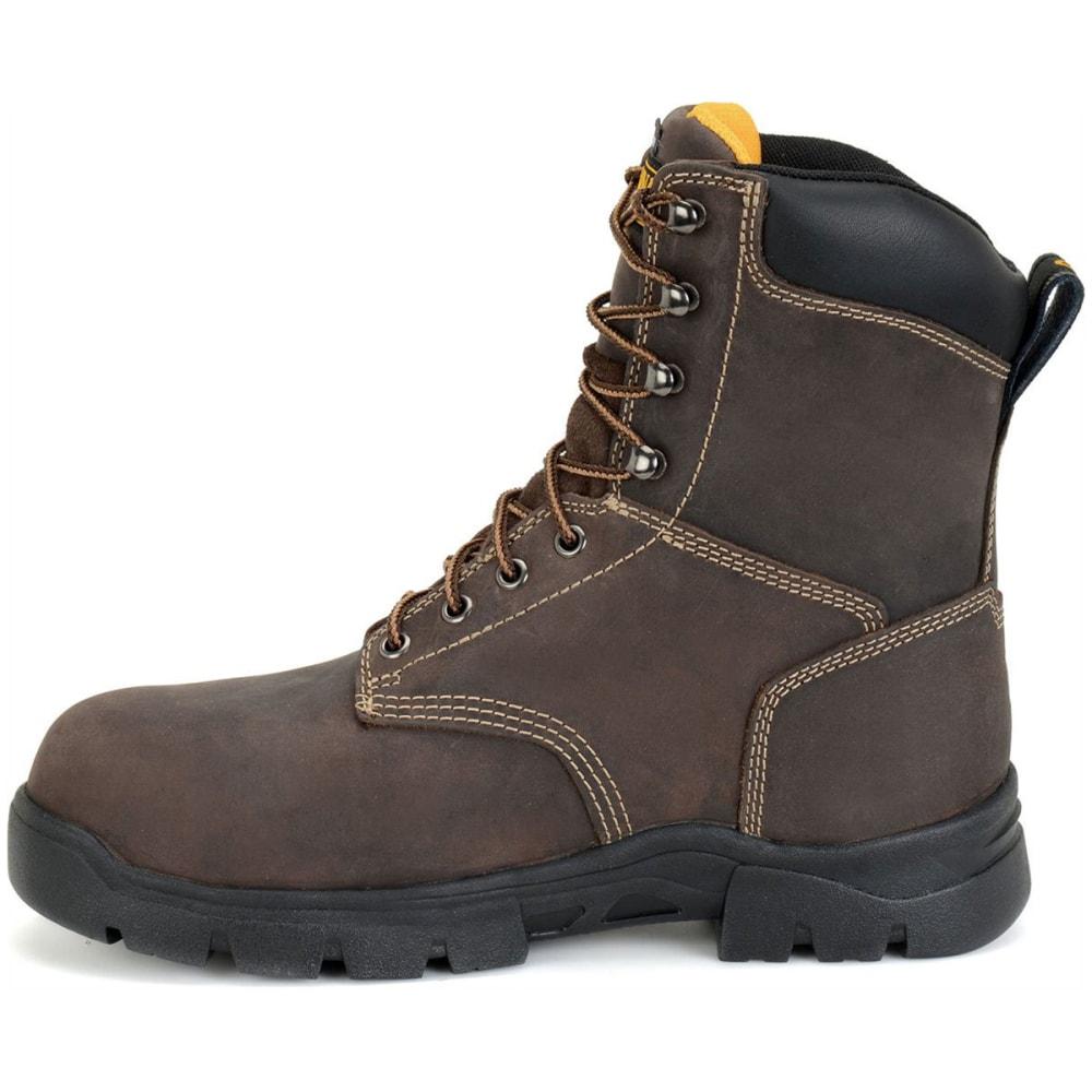 CAROLINA Men's 8 in. Insulated Circuit Hi Waterproof Insulated Composite Toe Work Boots - BANDIT