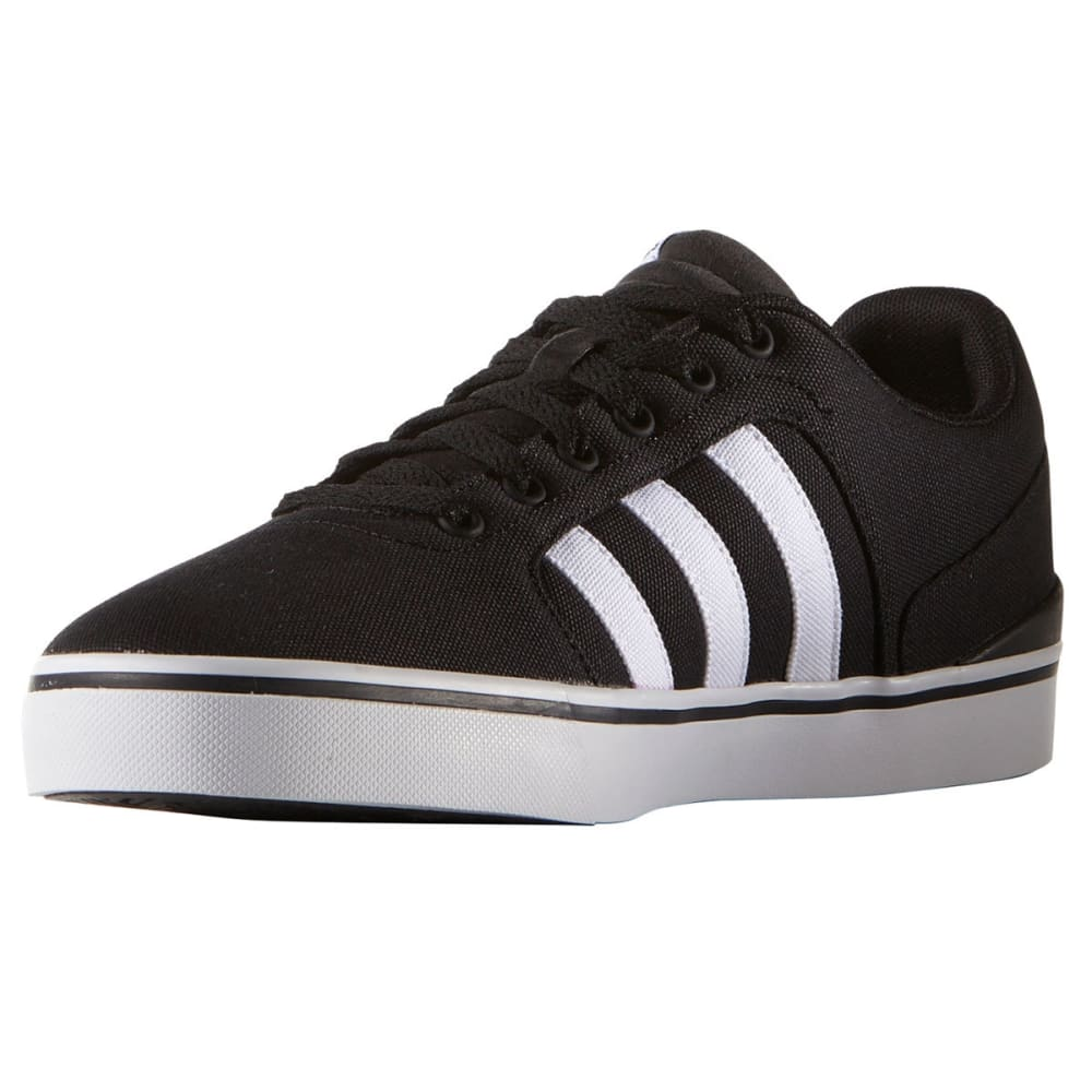 ADIDAS Men's Hawthorn ST Skate Shoes, Black/White - BLACK