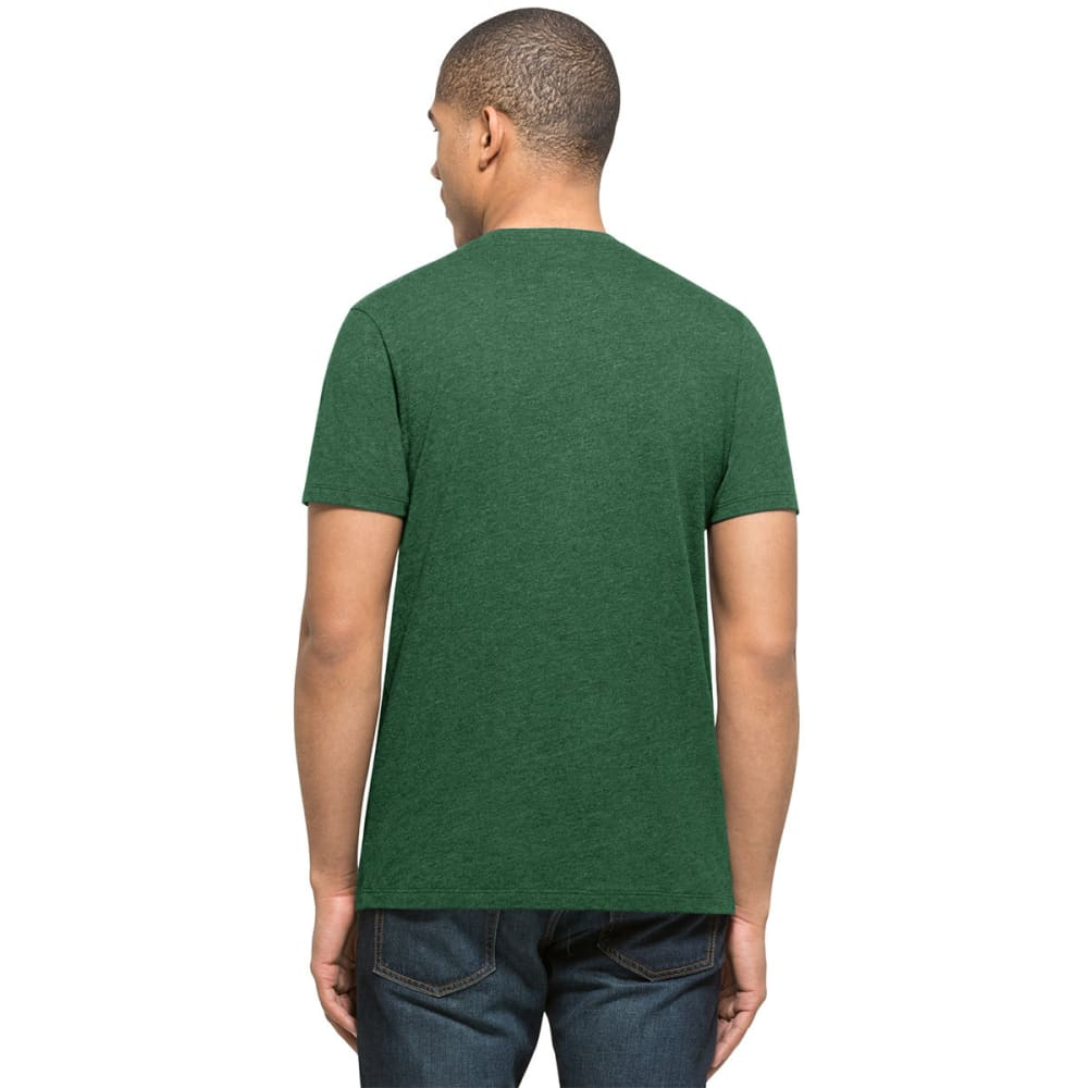 BOSTON CELTICS Men's Knockaround '47 Club Clover Short-Sleeve Tee - GREEN