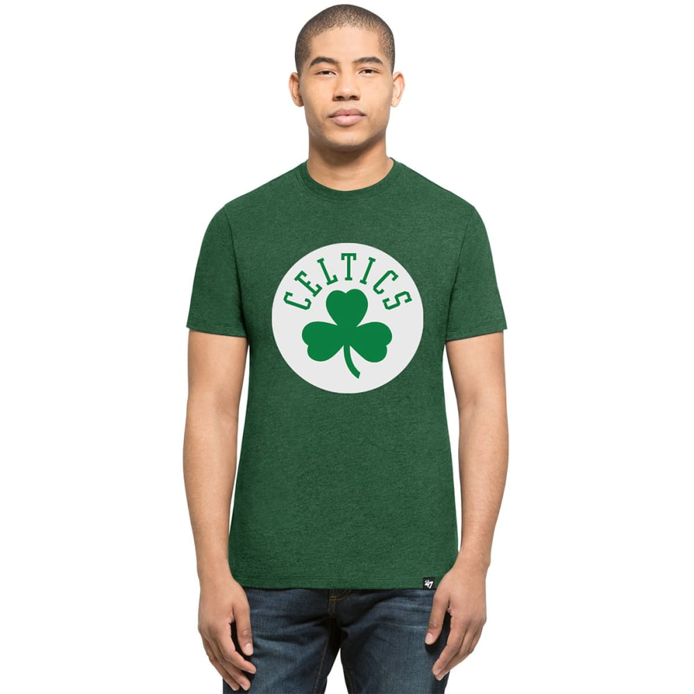 Boston Celtics Men's Knockaround '47 Club Clover Short-Sleeve Tee - Green, L