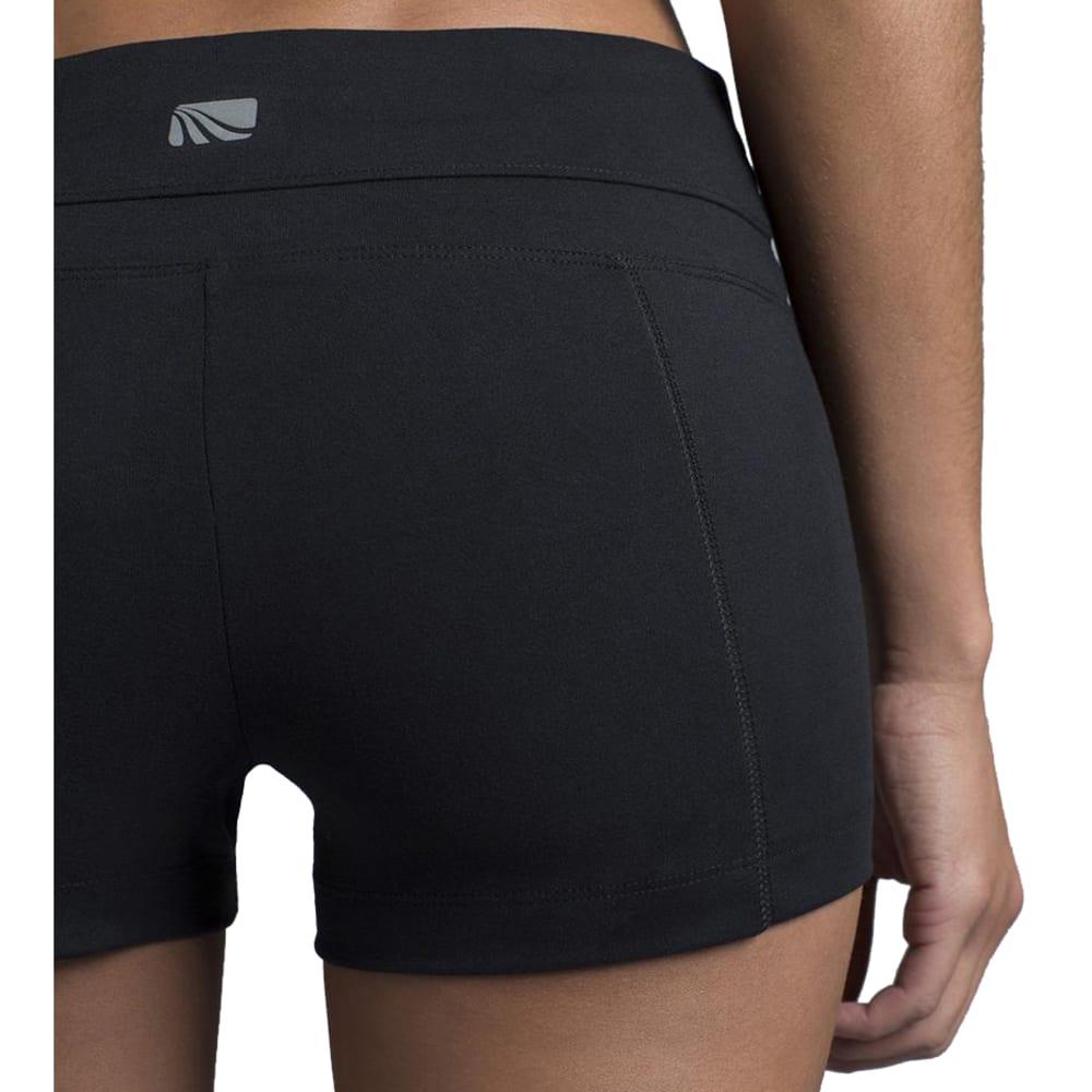 MARIKA Women's Madison Performance Slim Shorts - BLACK-001