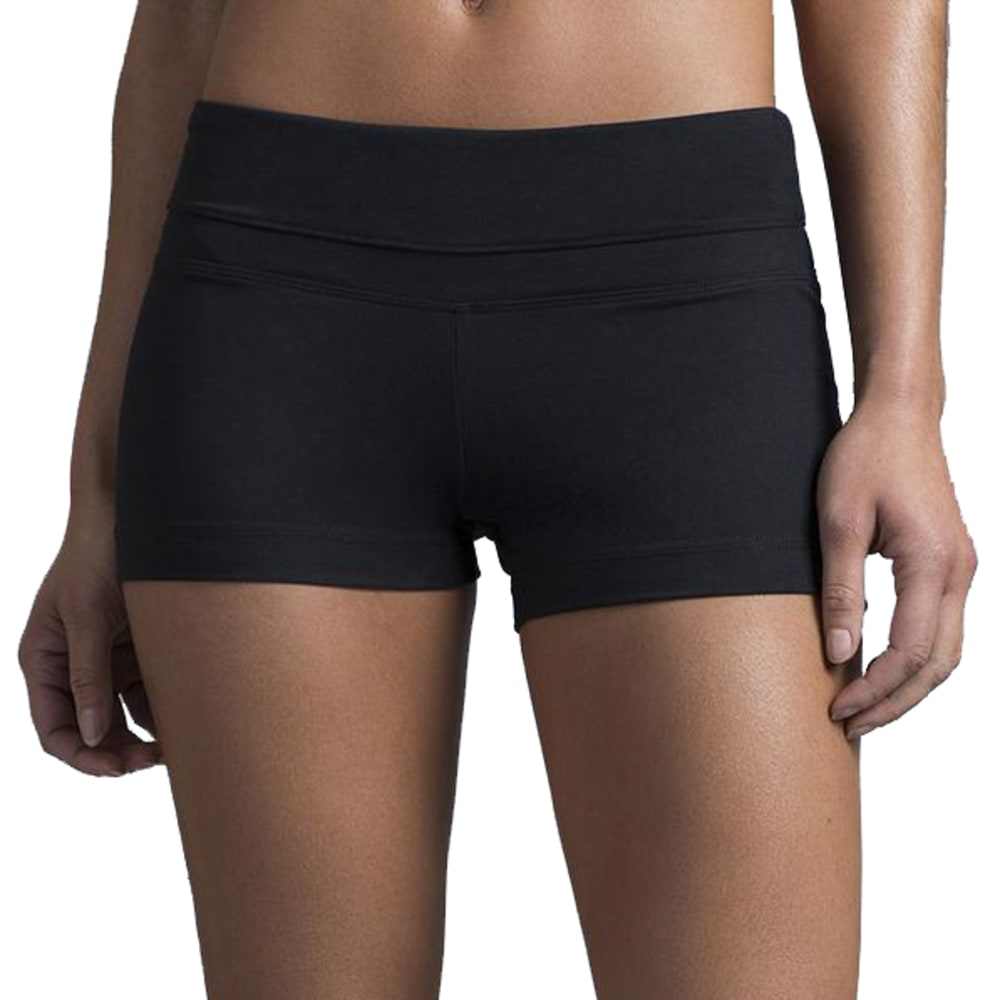 MARIKA Women's Madison Performance Slim Shorts - BLACK-001
