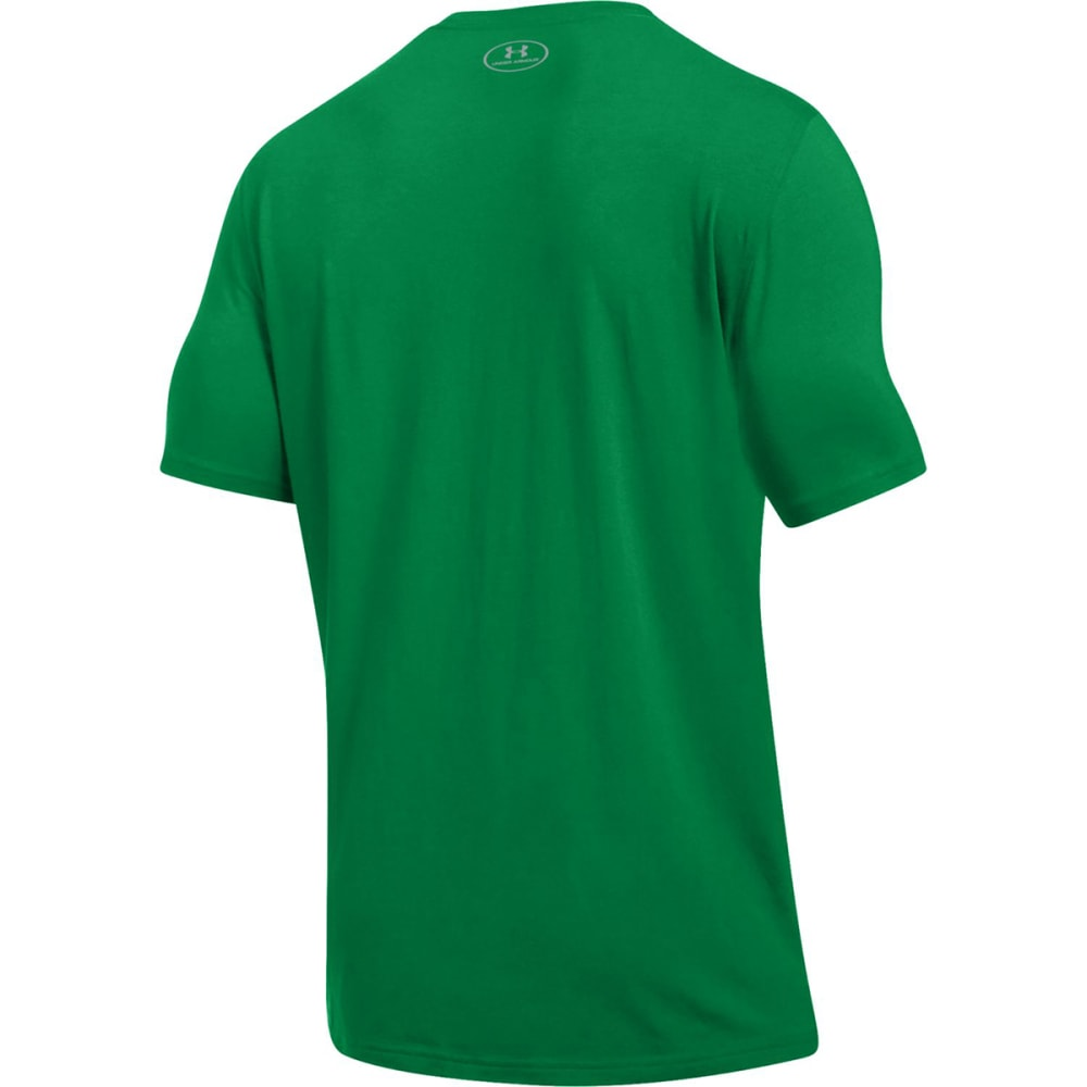 UNDER ARMOUR Men's Boston Celtics Combine Graphic Short-Sleeve Tee - GREEN