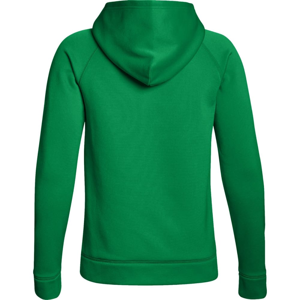 UNDER ARMOUR Big Boys' Boston Celtics Combine UA Graphic Pullover Hoodie - GREEN