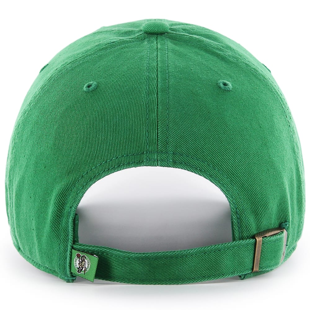 BOSTON CELTICS Men's '47 Clean Up Adjustable Hat - KELLY GREEN