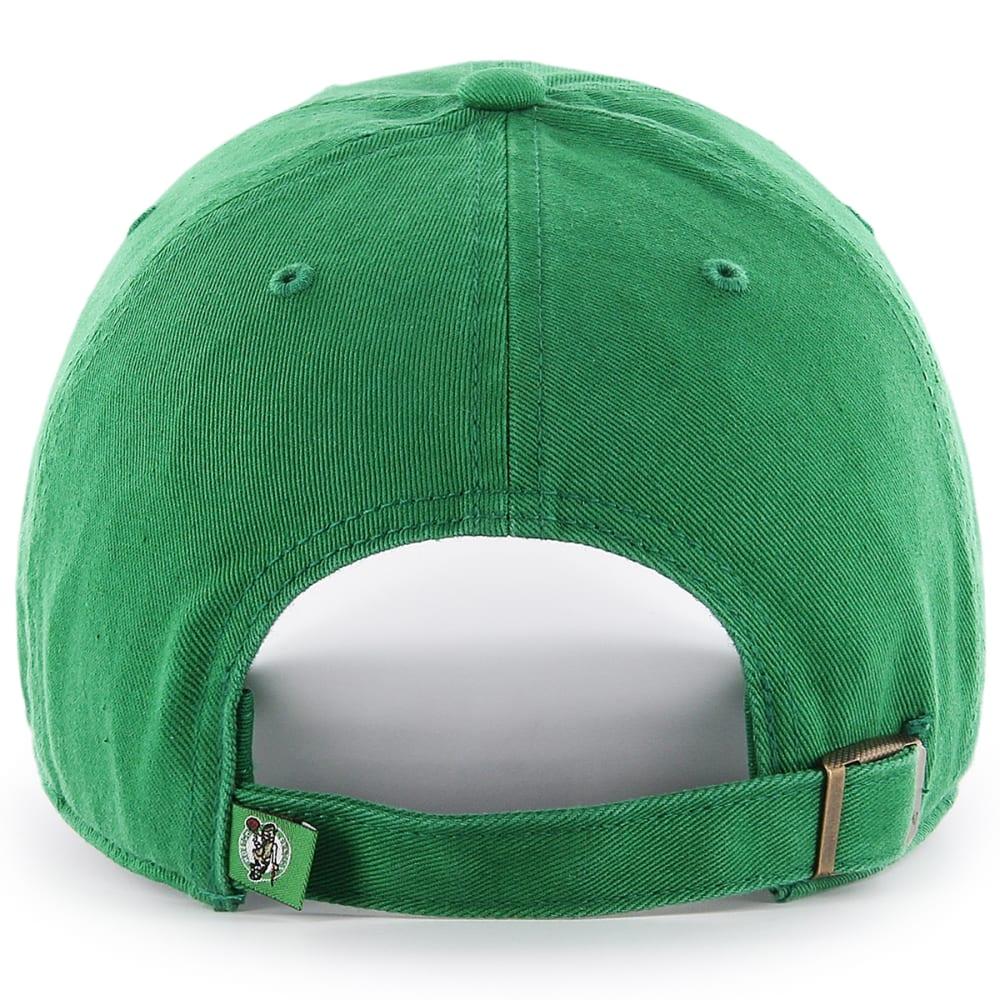BOSTON CELTICS Men's '47 Clean Up Adjustable Hat - KELLY GREEN