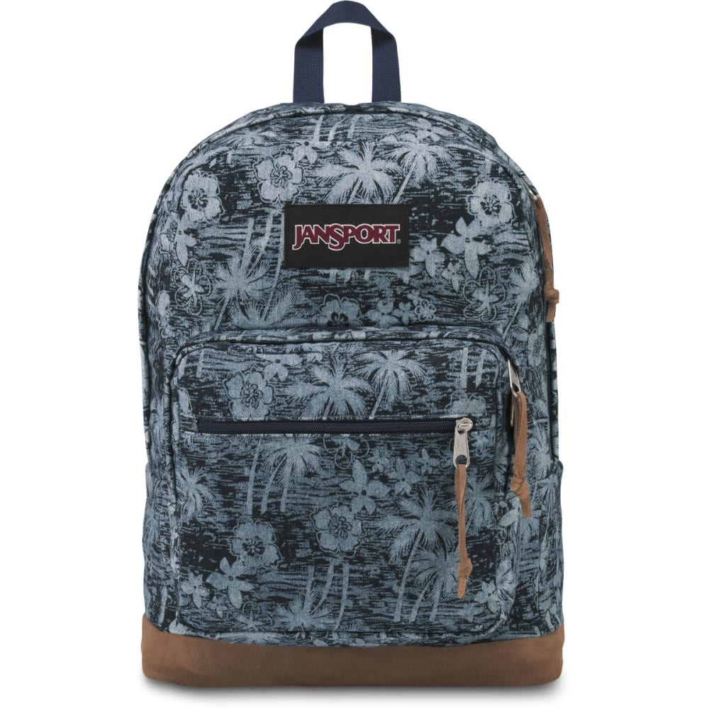 JANSPORT Right Pack Expressions Backpack - 4C2-TROPICAL DENIM