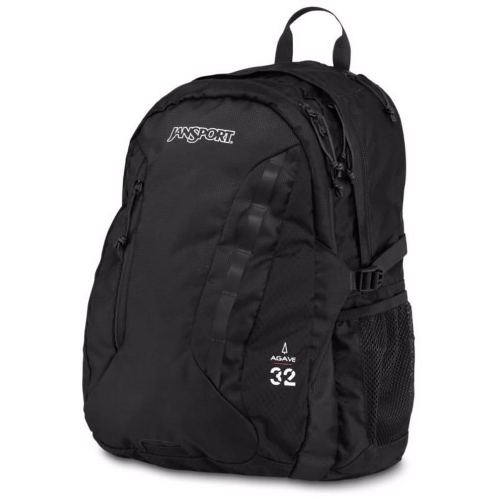 JANSPORT Agave Backpack - BLACK-008