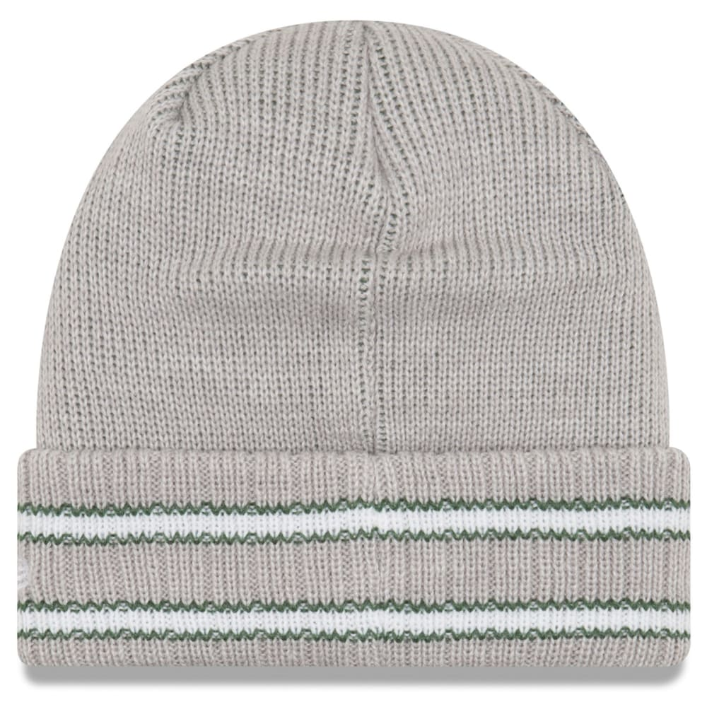 NEW YORK JETS Crisp and Cozy Cuffed Beanie - GREY