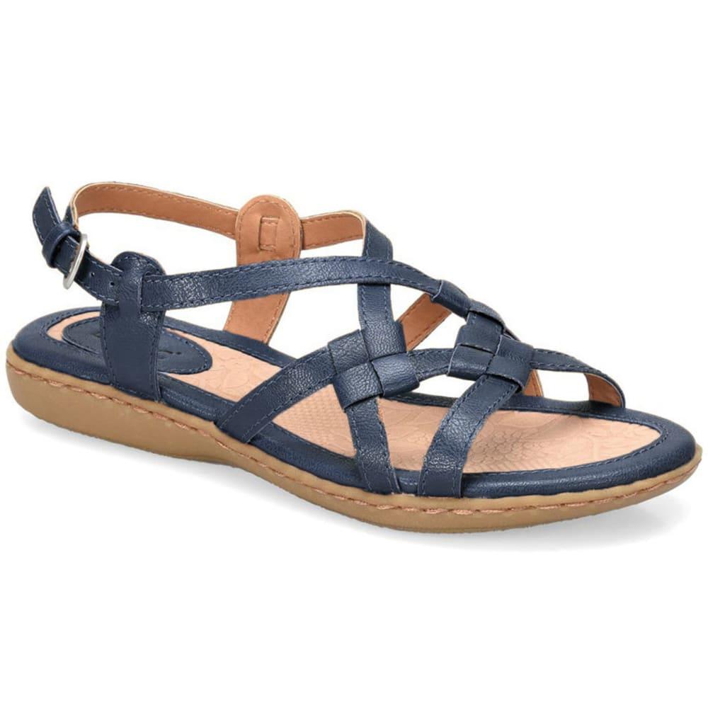 BOC Women's Kesia Sandals, Ocean - OCEAN