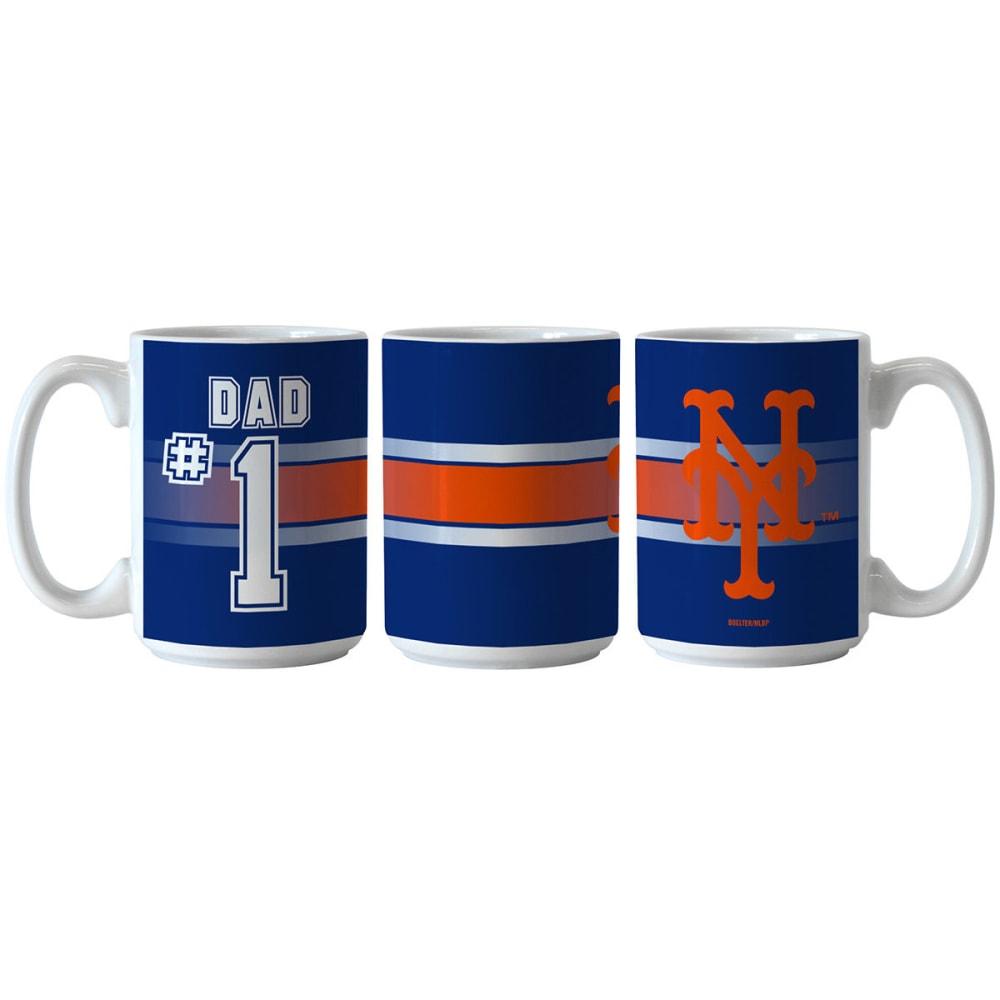 NEW YORK METS #1 Dad Mug - METS