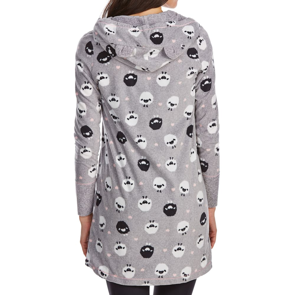 CAROLE HOCHMAN Women's Hooded Sleep Shirt - SHEEP-025