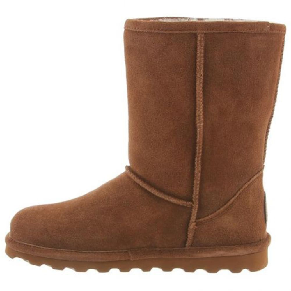 BEARPAW Women's Elle Short Boots - HICKORY-220