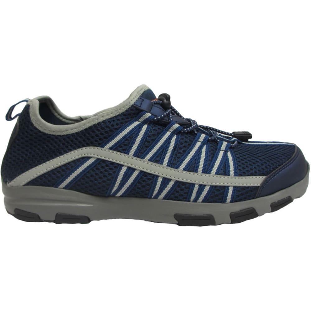 HANG TEN Men's Big Sur Water Shoes, Navy - NAVY