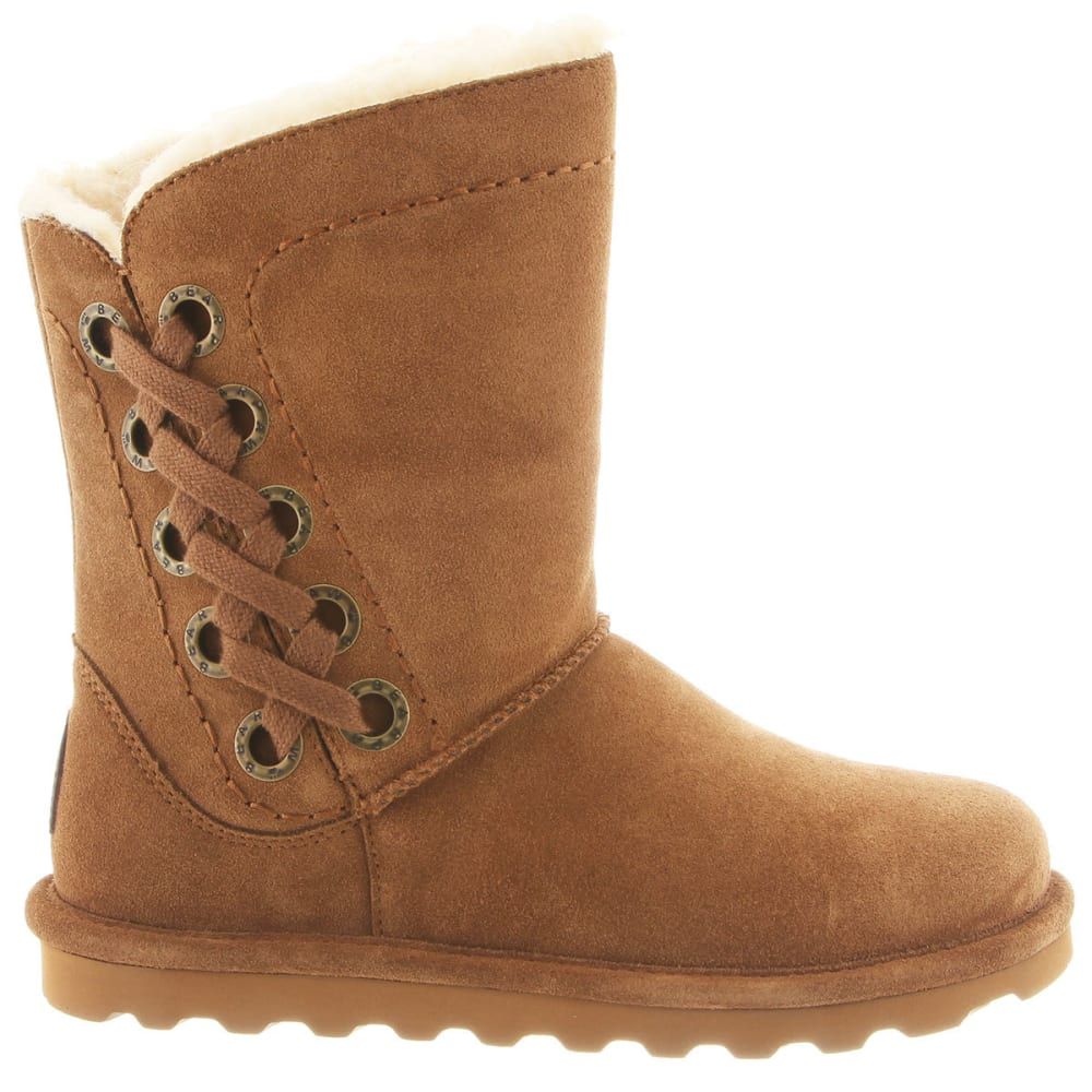 BEARPAW Women's Morgan Boots, Hickory - HICKORY