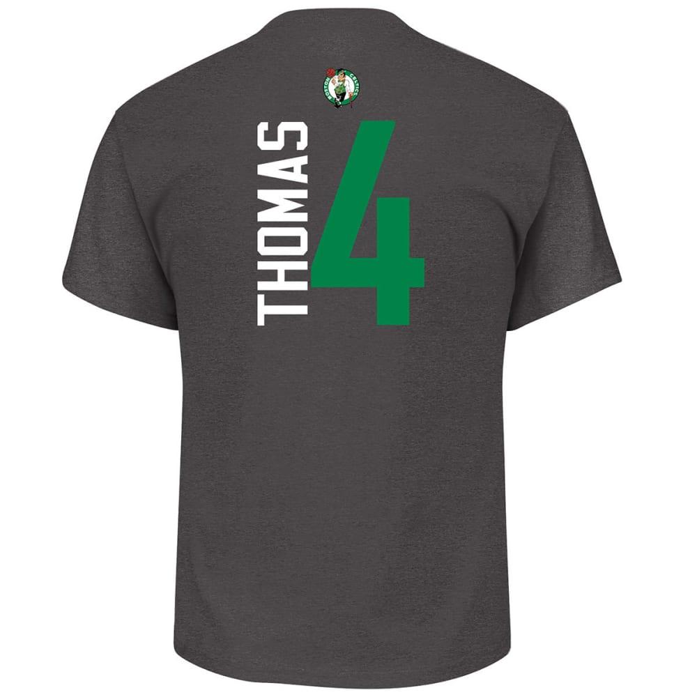 BOSTON CELTICS Men's Isaiah Thomas Tee - CHARCOAL