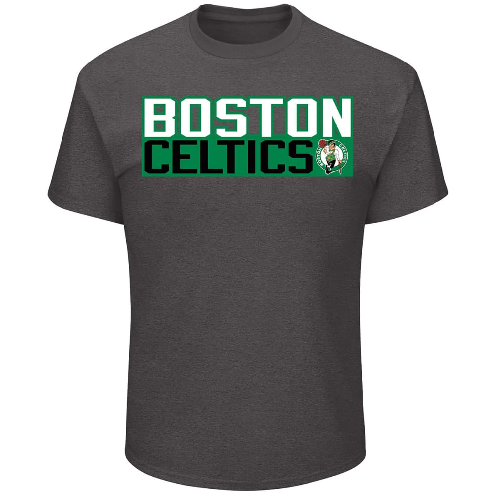 BOSTON CELTICS Men's Isaiah Thomas Tee - CHARCOAL
