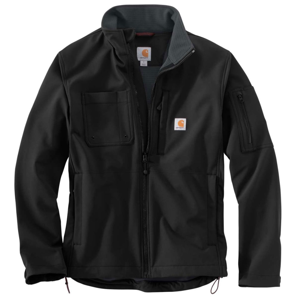 Carhartt Men's Rough Cut Jacket - Black, M
