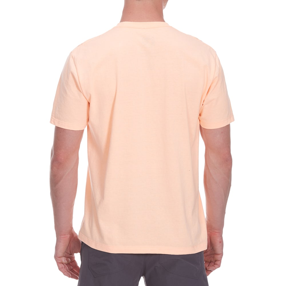 OCEAN CURRENT Guys' Corners Triangle Short-Sleeve Tee - MANGO