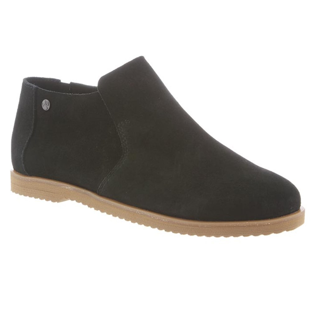 BEARPAW Women's Charlize Ankle Bootie - BLACK II