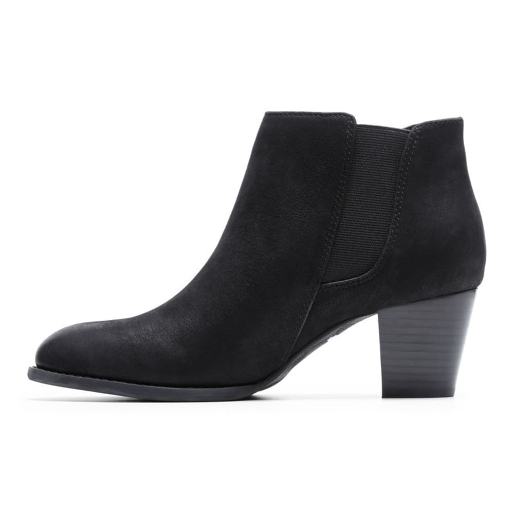 VIONIC Women's Upright Sterling Booties, Black - BLACK