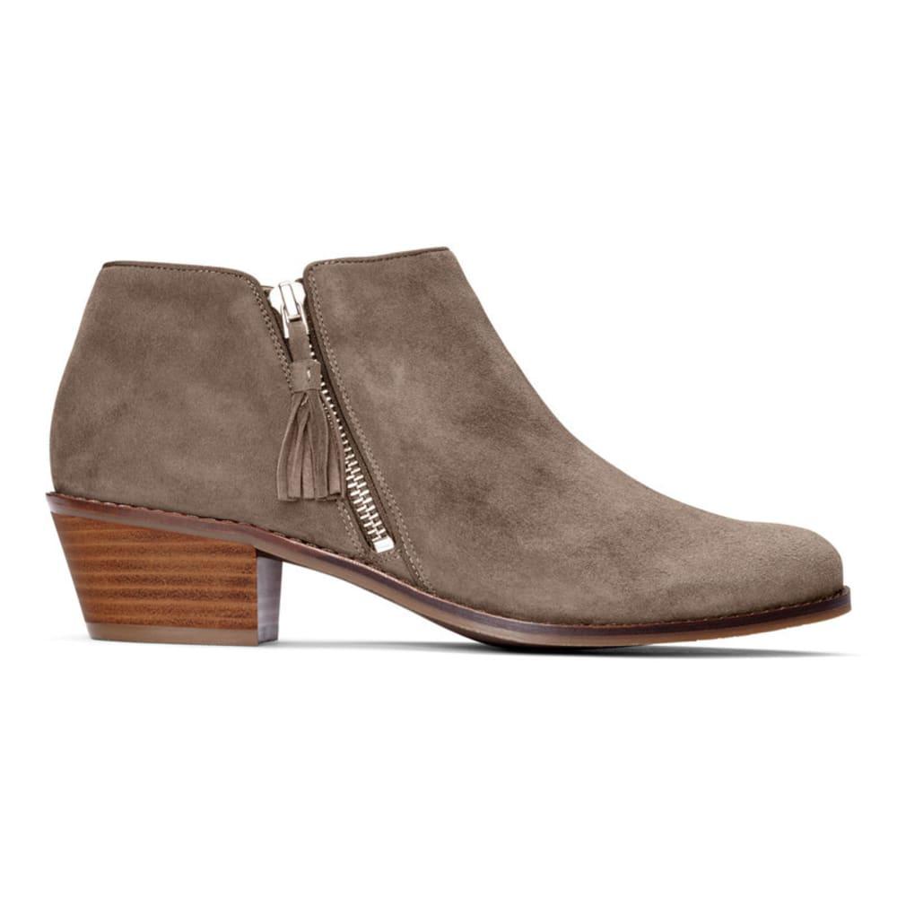VIONIC Women's Joy Serena Ankle Boots, Griege - GRIEGE