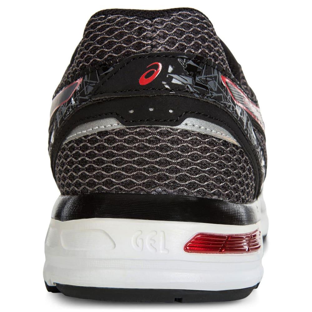 ASICS Men's Gel-Excite 4 Running Shoes, Black/True Red/Carbon - BLACK