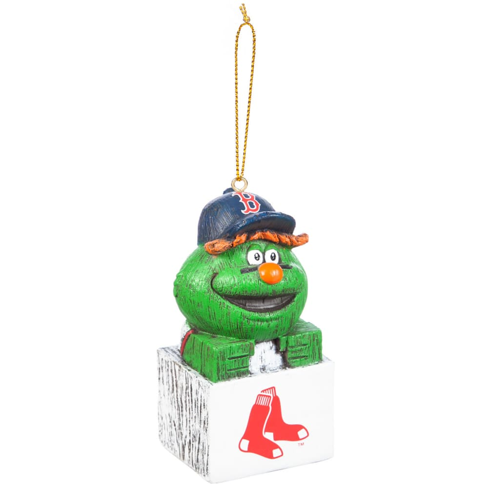 BOSTON RED SOX Mascot Ornament - RED SOX
