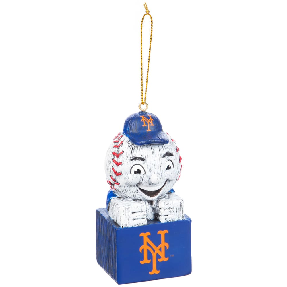 NEW YORK METS Mascot Ornament - METS