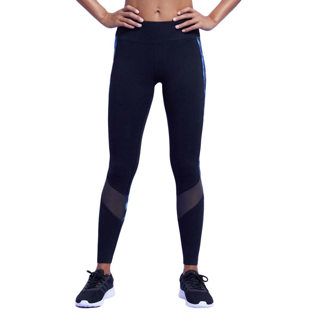 MARIKA Women's Jordan Reflex Leggings - BLUE DANUBE-4O9