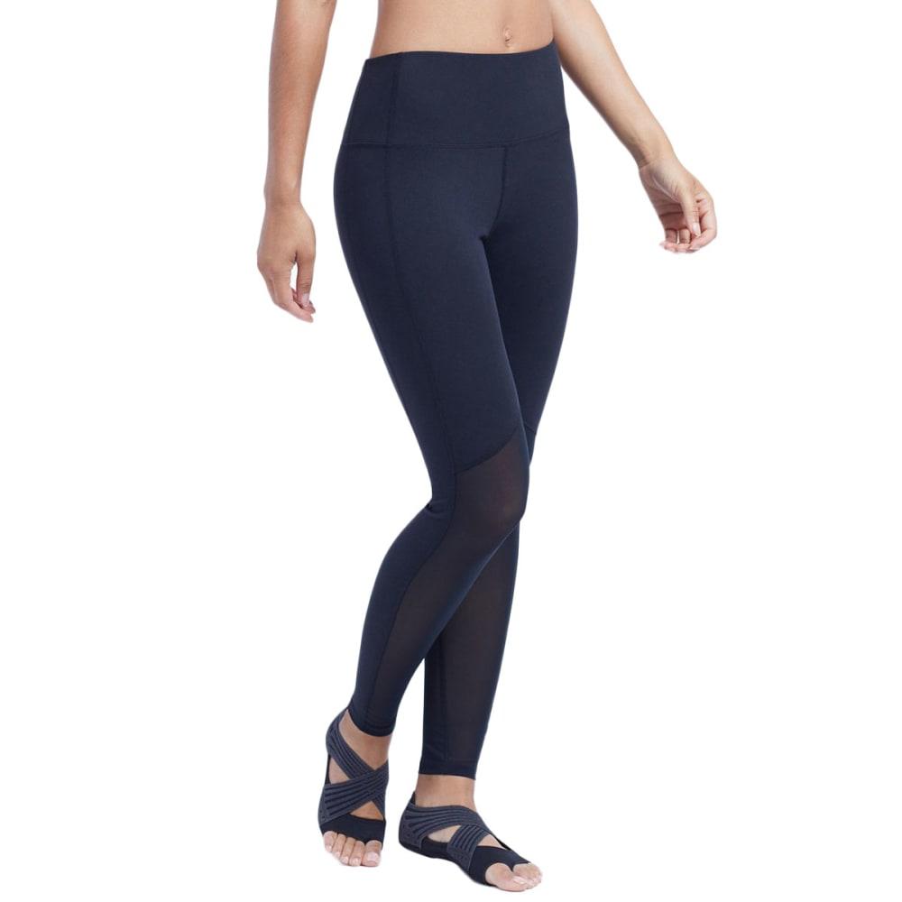 MARIKA Women's Olivia Vented High-Rise Tummy Control Leggings - BLACK-001