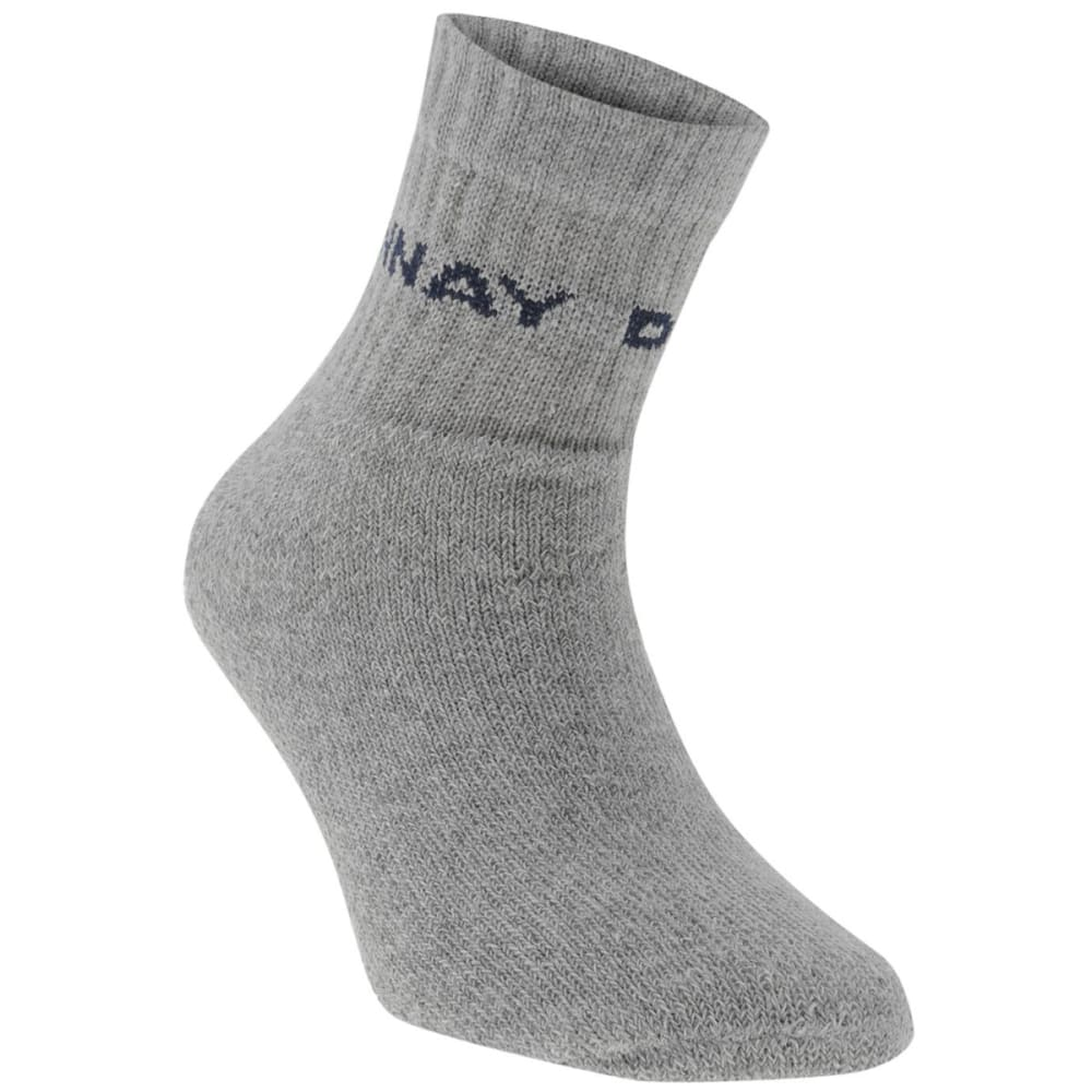 DONNAY Men's Quarter Socks, 12 Pack - WHITE