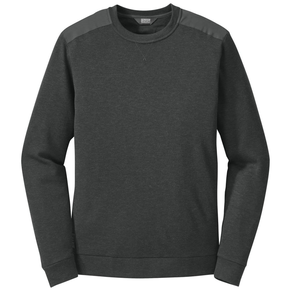 OUTDOOR RESEARCH Men's Blackridge Guide Sweater - CHARCOAL