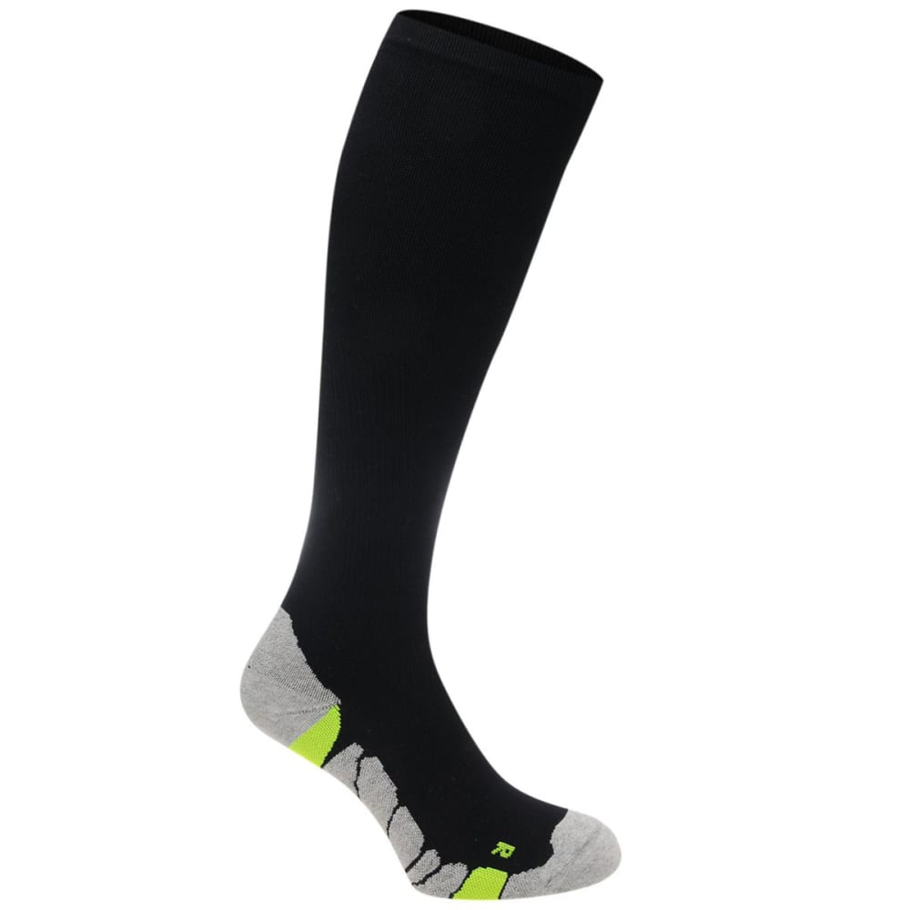 KARRIMOR Men's Compression Running Socks - BLACK