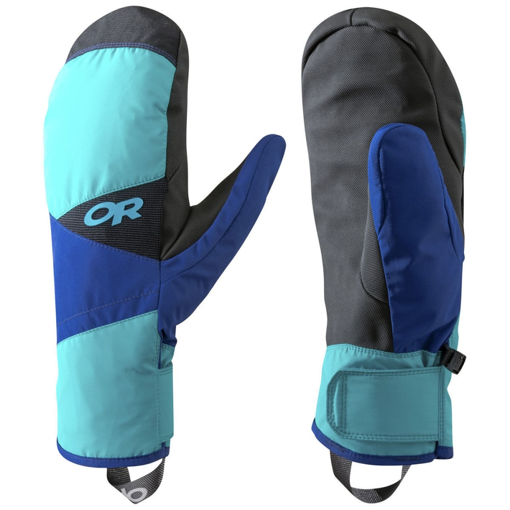 OUTDOOR RESEARCH Centurian Mitts - BALTIC/TYPHOON