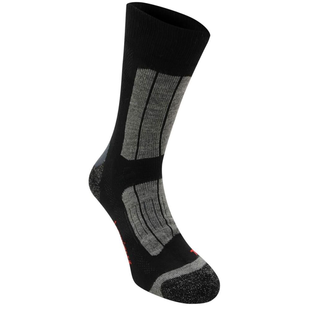 KARRIMOR Men's Trekking Socks, 2 Pack - BLACK