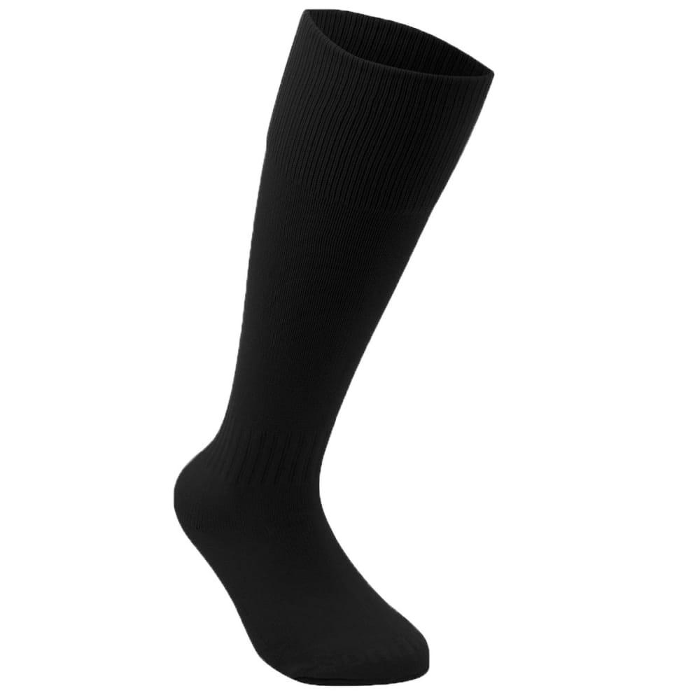 SONDICO Men's Soccer Socks - BLACK