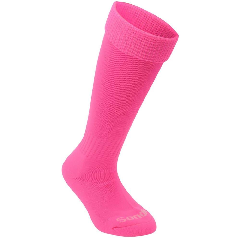 SONDICO Men's Soccer Socks - FLUO PINK