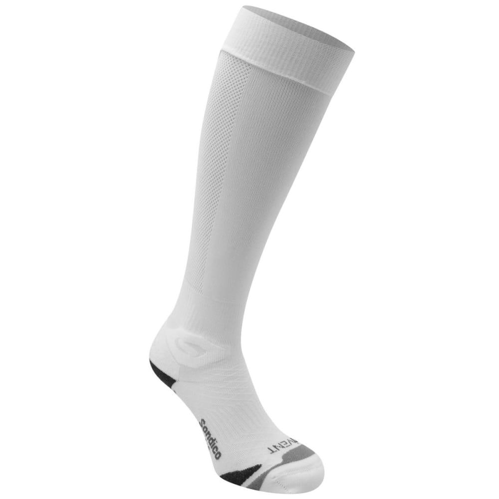 SONDICO Kids' Elite Soccer Socks - WHITE