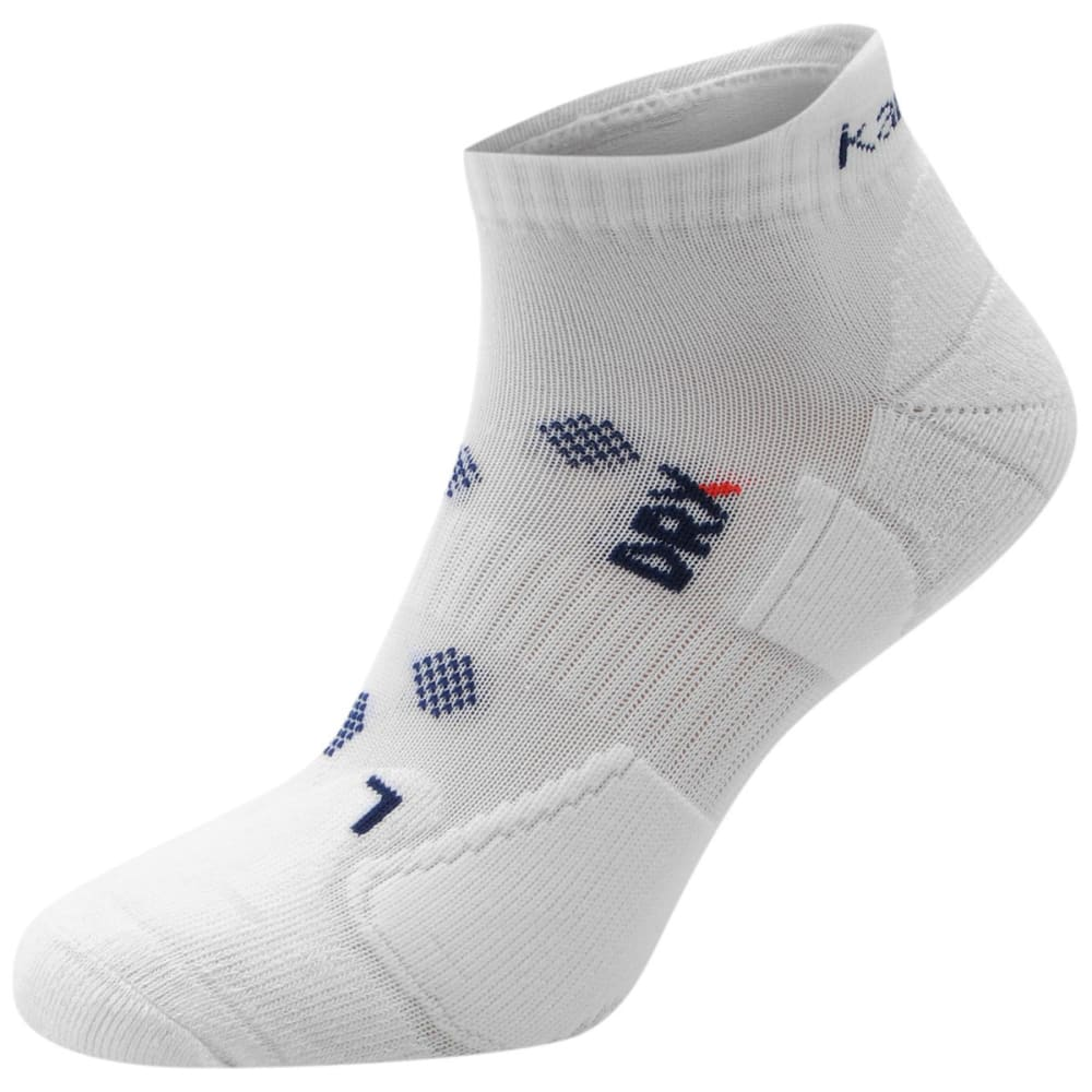 KARRIMOR Women's Running Socks, 2 Pack - WHITE
