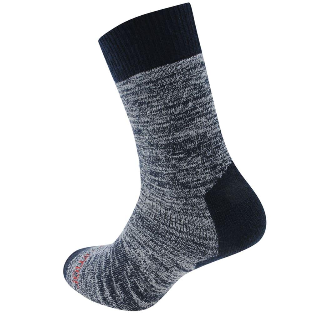 KARRIMOR Women's Merino Fiber Heavyweight Hiking Socks - NAVY