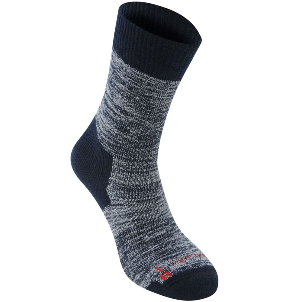 KARRIMOR Women's Merino Fiber Heavyweight Hiking Socks - NAVY