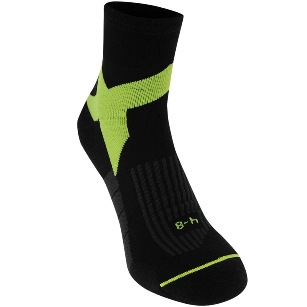 KARRIMOR Women's Ultimate Running Socks - BLACK