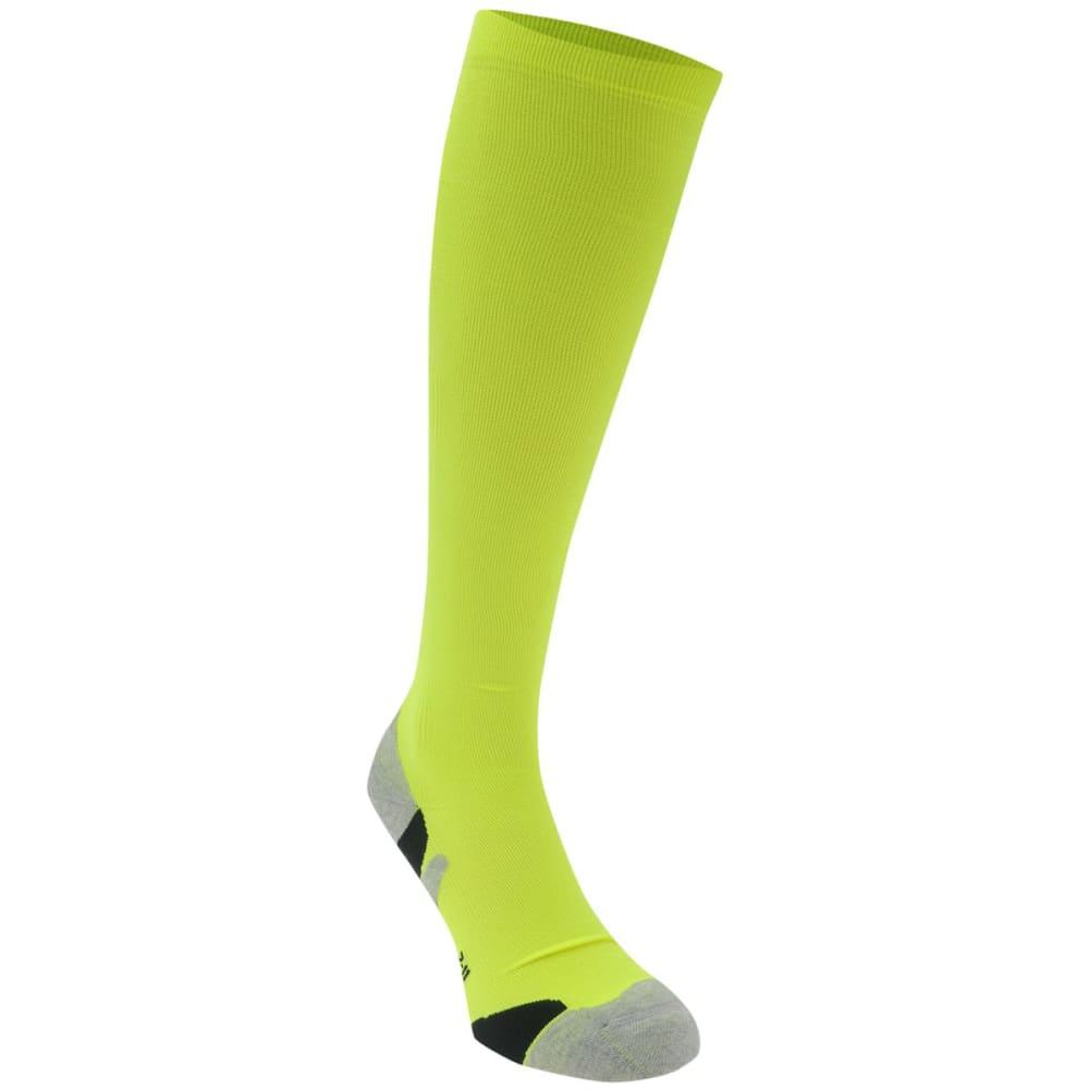 KARRIMOR Men's Compression Running Socks - FLORESSENT YELLOW