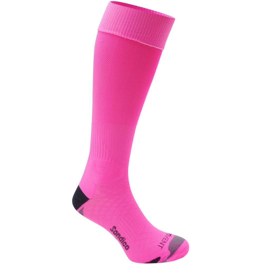 SONDICO Kids' Elite Soccer Socks - FLUO PINK