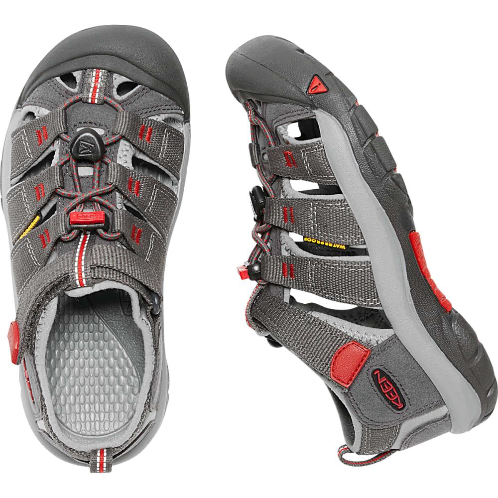 KEEN Boys' Newport H2 Sandal - MAGNET