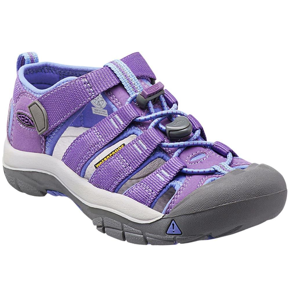KEEN Girls' Newport H2 Sandals - PURPLE