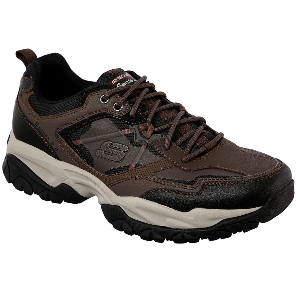 Skechers Men's Sparta 2.0 Tr Sneakers, Brown, Wide