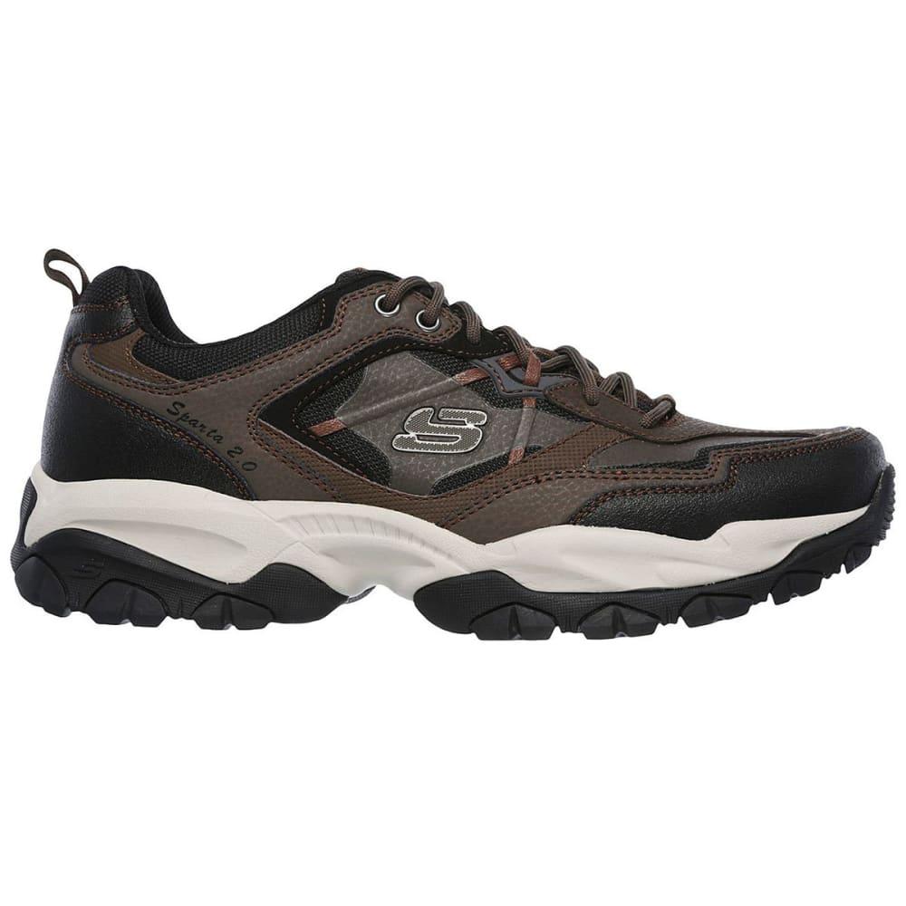 SKECHERS Men's Sparta 2.0 TR Sneakers, Brown - BROWN